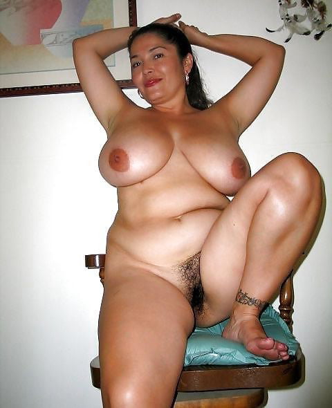 naked xl latin women