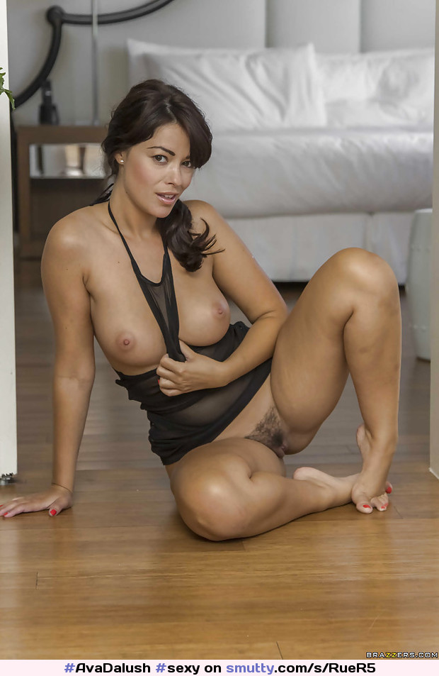 showing naked